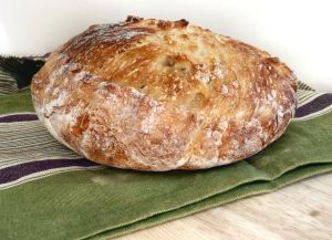 No Knead Bread 020