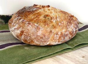 No Knead Bread 020