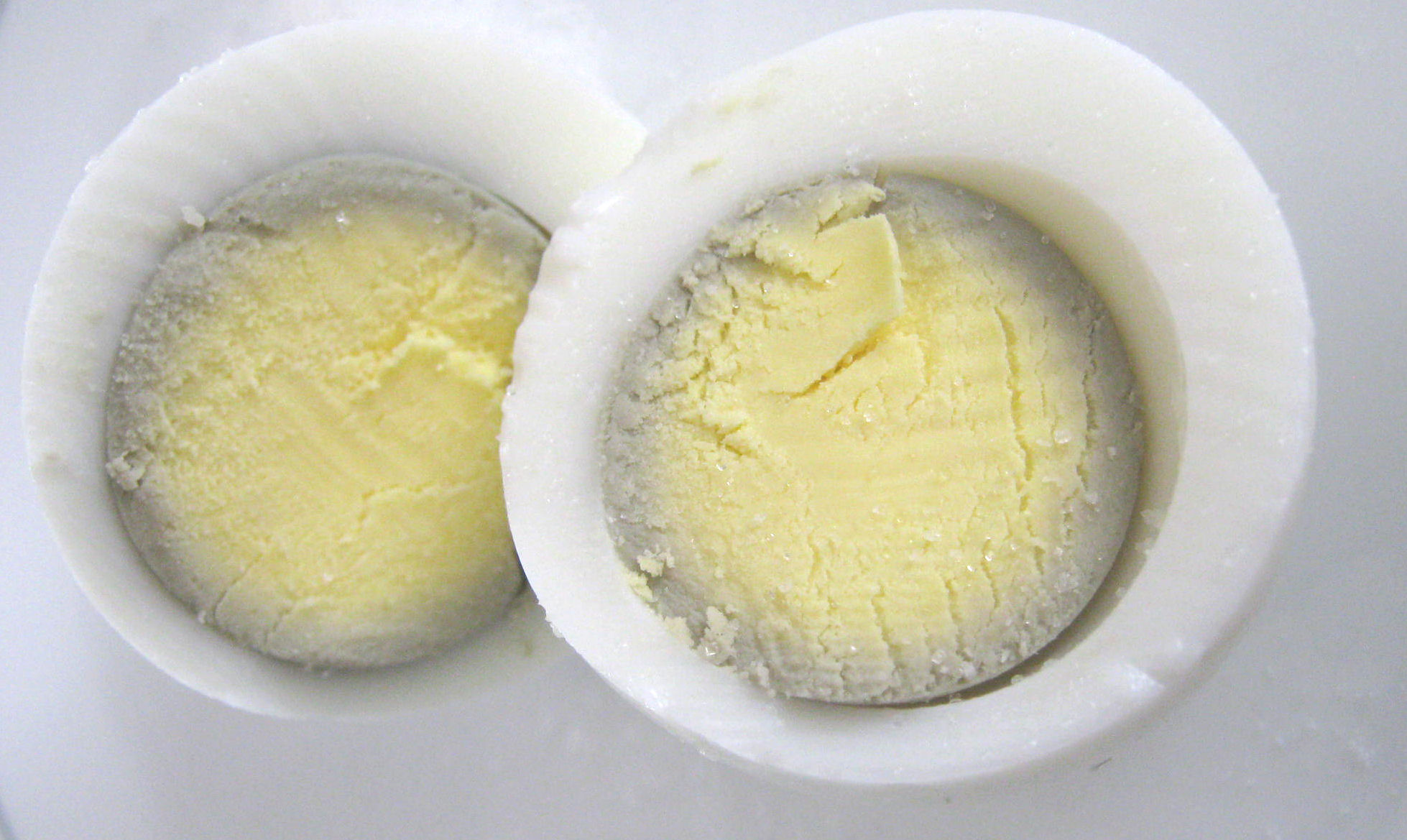 Quick Tip Hard Boiled Eggs Without That Gray Green Ring