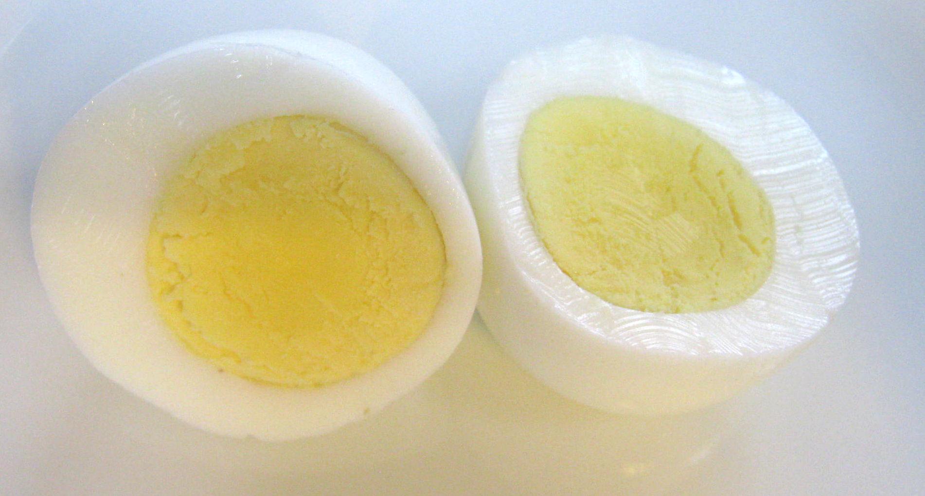 Hard Boiled Eggs! Ps