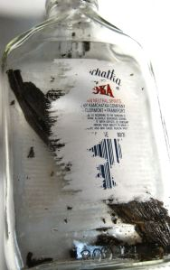 Vanilla extract 012