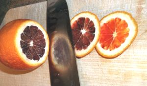 Blood Orange Olive Oil Breakfast Cake 004