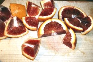Blood Orange Olive Oil Breakfast Cake 006