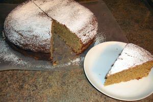 Blood Orange Olive Oil Breakfast Cake 034