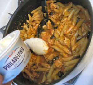 Chicken Enchilada Penne 023