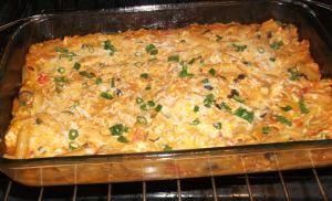 Chicken Enchilada Penne 030