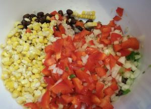 Black Bean Salsa 001