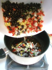 Black Bean Salsa 013