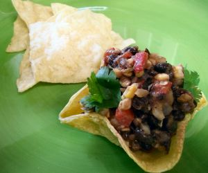 Black Bean Salsa 019