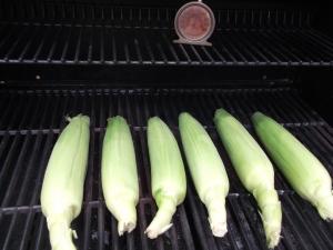 Grilling corn 005