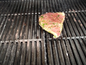 Churrasco Beef with Chimichurri 028