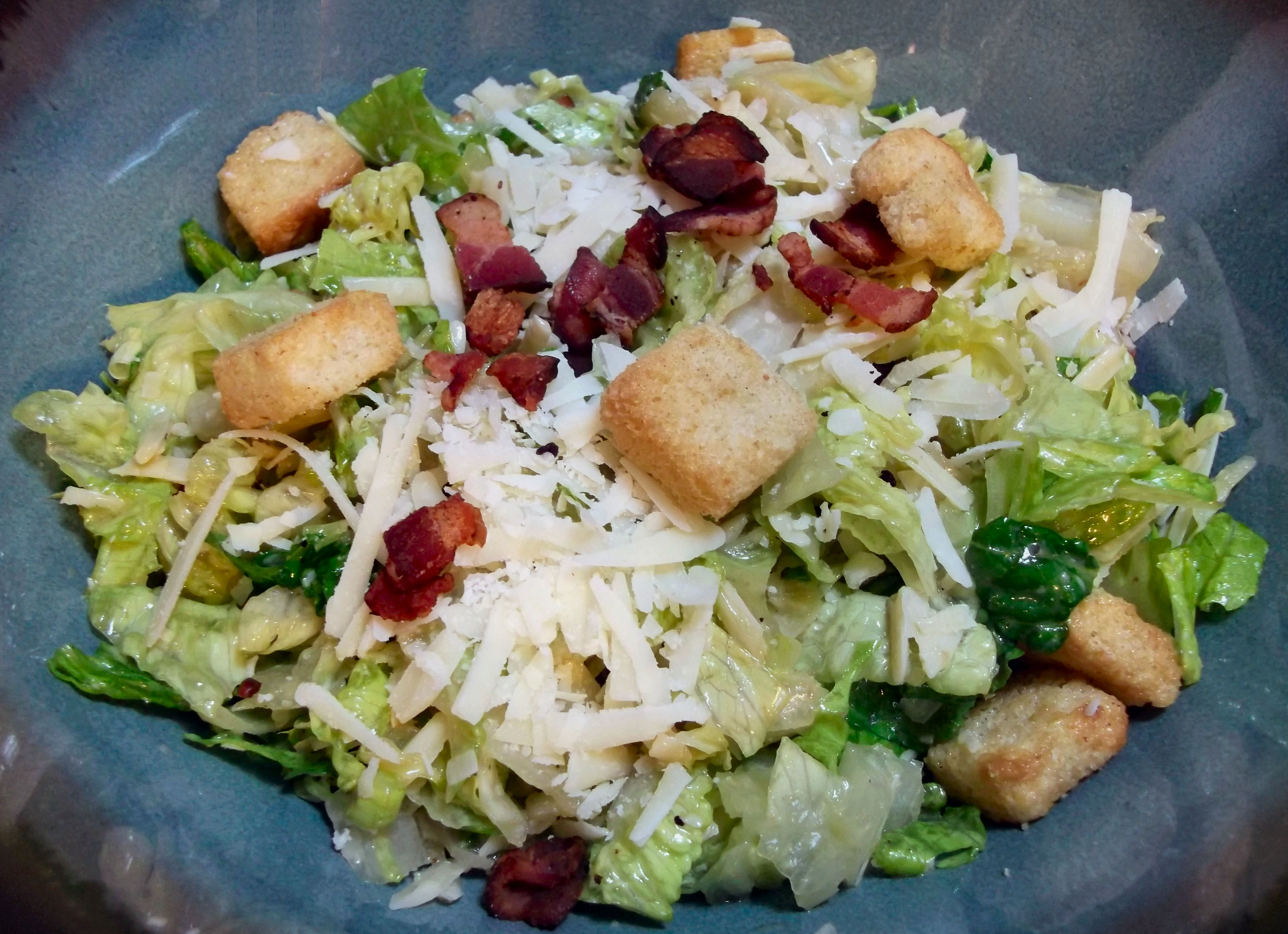 My Caesar Salad Recipes — Dishmaps