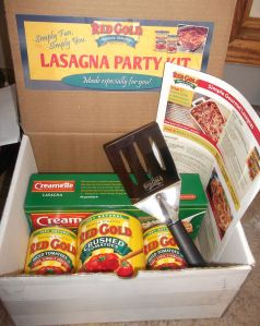 Easy Classic Lasagna 004