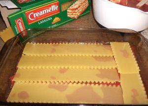 Easy Classic Lasagna 020