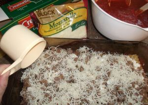 Easy Classic Lasagna 028