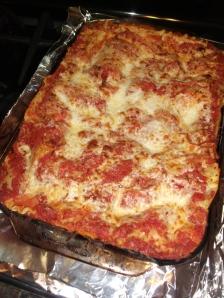 Easy Classic Lasagna 064