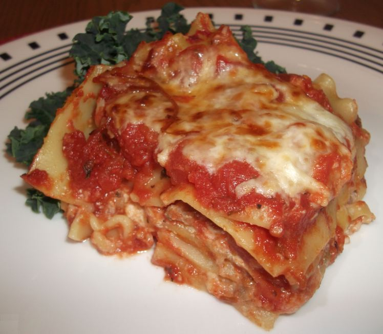 Easy Classic Lasagna 076