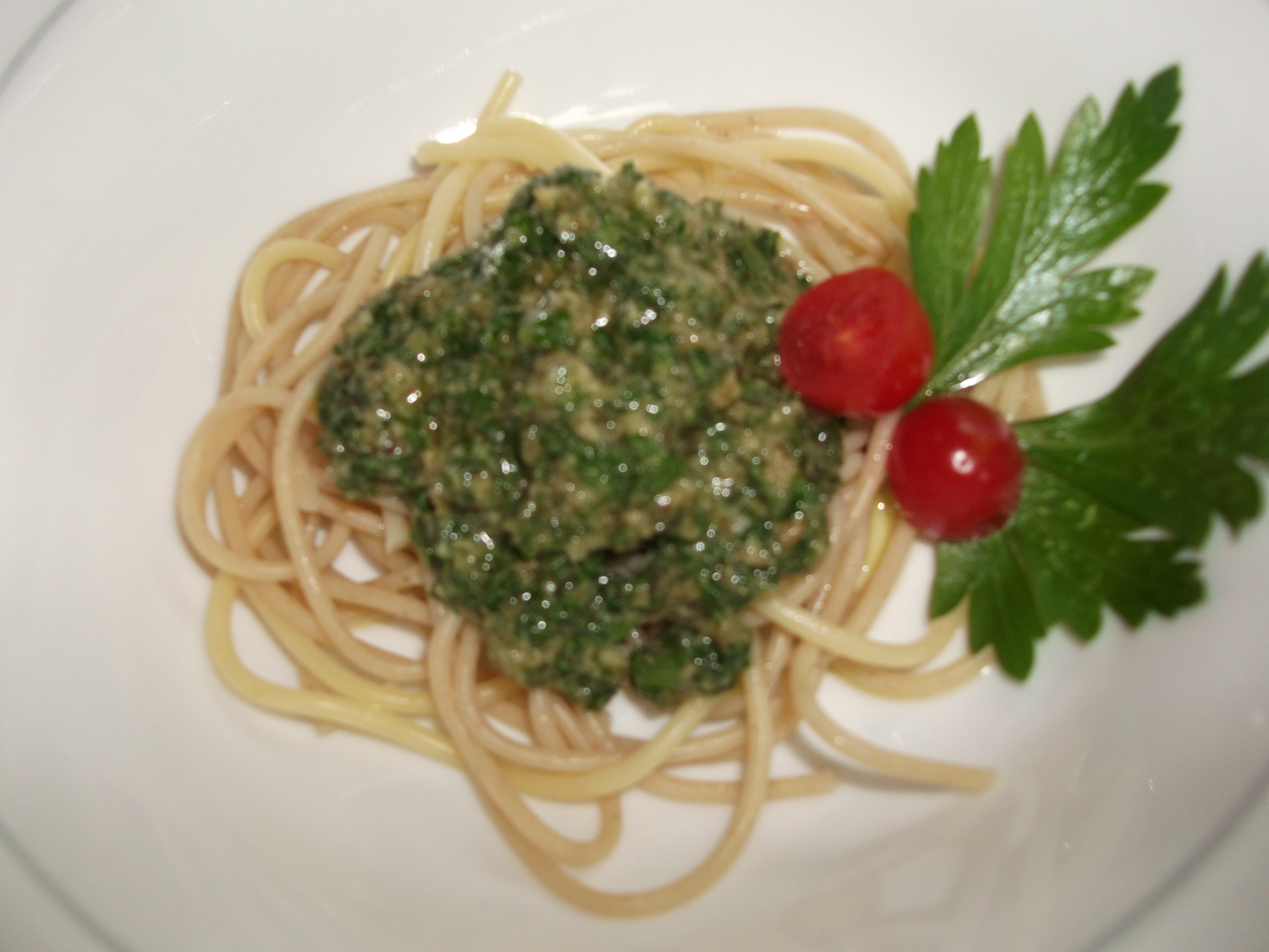 Italian Salsa Verde – Diane's Food Blog