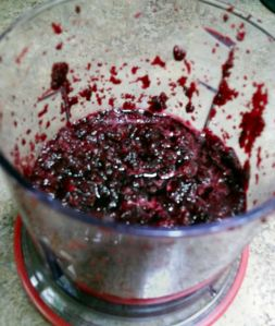 Beet risotto 001