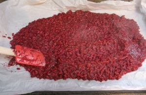 Beet risotto 026