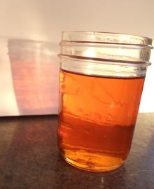Pimenton infused oil