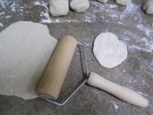 Homemade flour tortillas 007