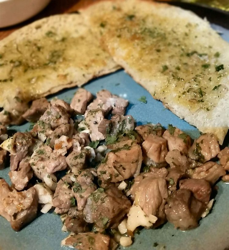 Madeiran Christmas Pork